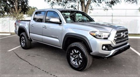 New 2017 Toyota Tacoma TRD Off Road Double Cab