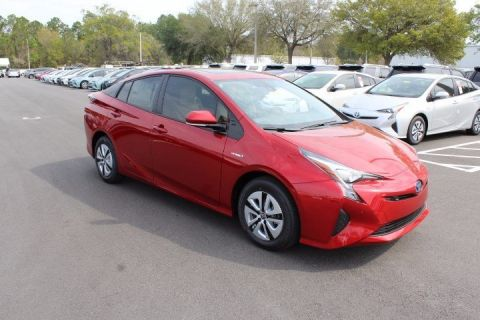 New 2016 Toyota Prius Four With Navigation