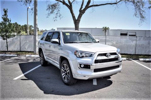 New 2017 Toyota 4Runner Limited With Navigation & 4WD