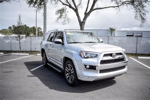 New 2016 Toyota 4Runner Limited With Navigation