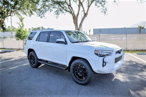 New 2017 Toyota 4Runner SR5 - XP With Navigation