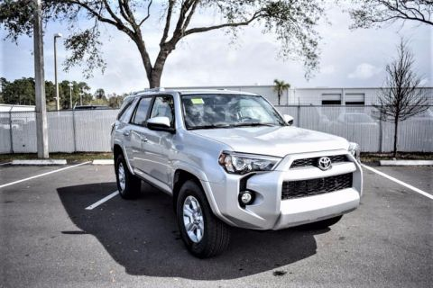 New 2017 Toyota 4Runner SR5 With Navigation