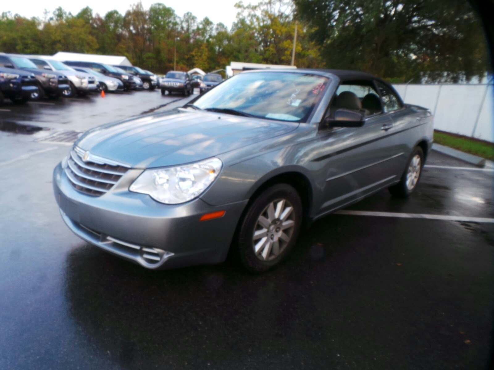 Pre Owned 2008 Chrysler Sebring Convertible In