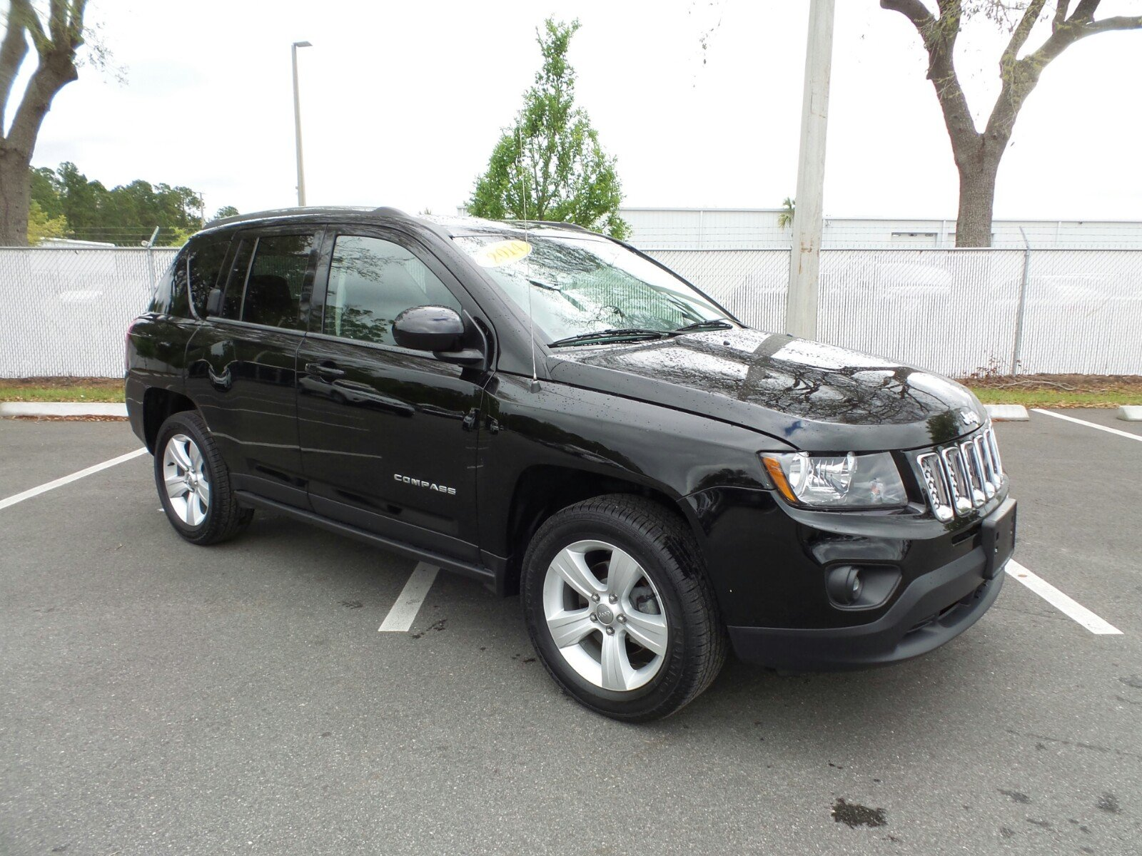 pre owned 2014 jeep compass latitude sport utility in. Black Bedroom Furniture Sets. Home Design Ideas