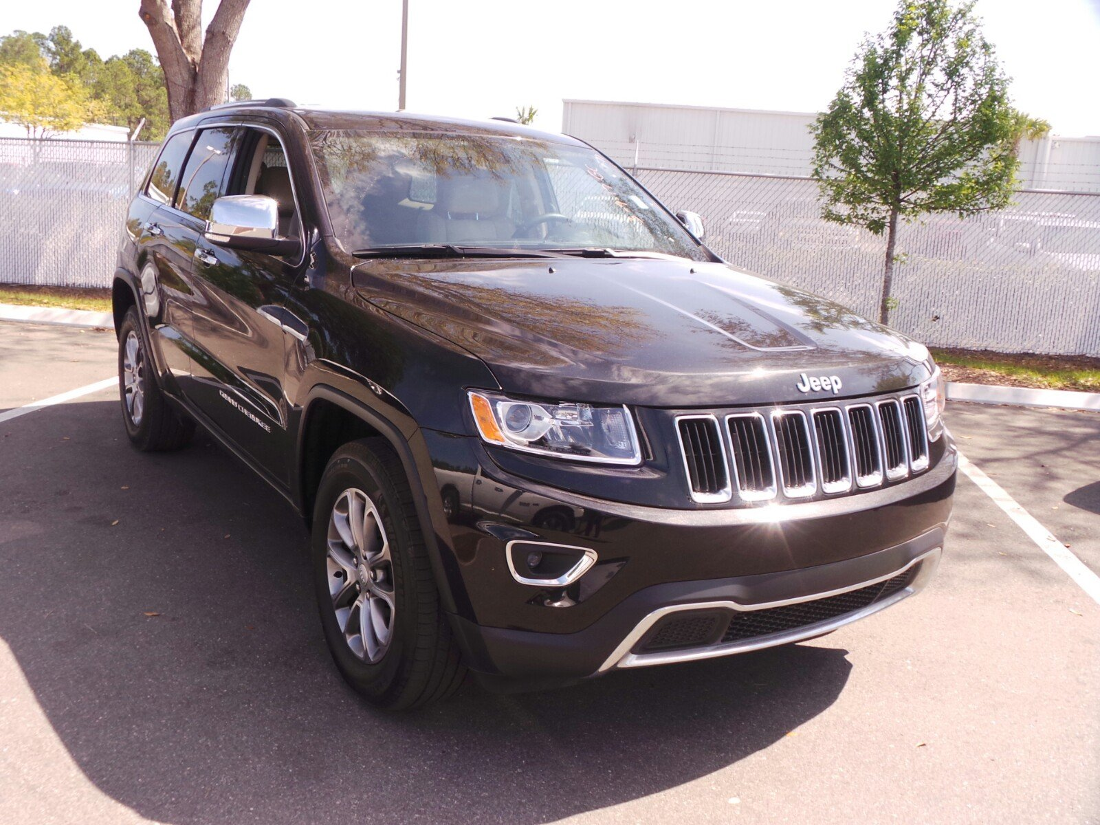 pre owned 2014 jeep grand cherokee limited sport utility in jacksonville p8832 arlington toyota. Black Bedroom Furniture Sets. Home Design Ideas