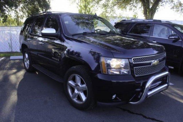 pre owned 2007 chevrolet tahoe ltz sport utility in. Black Bedroom Furniture Sets. Home Design Ideas