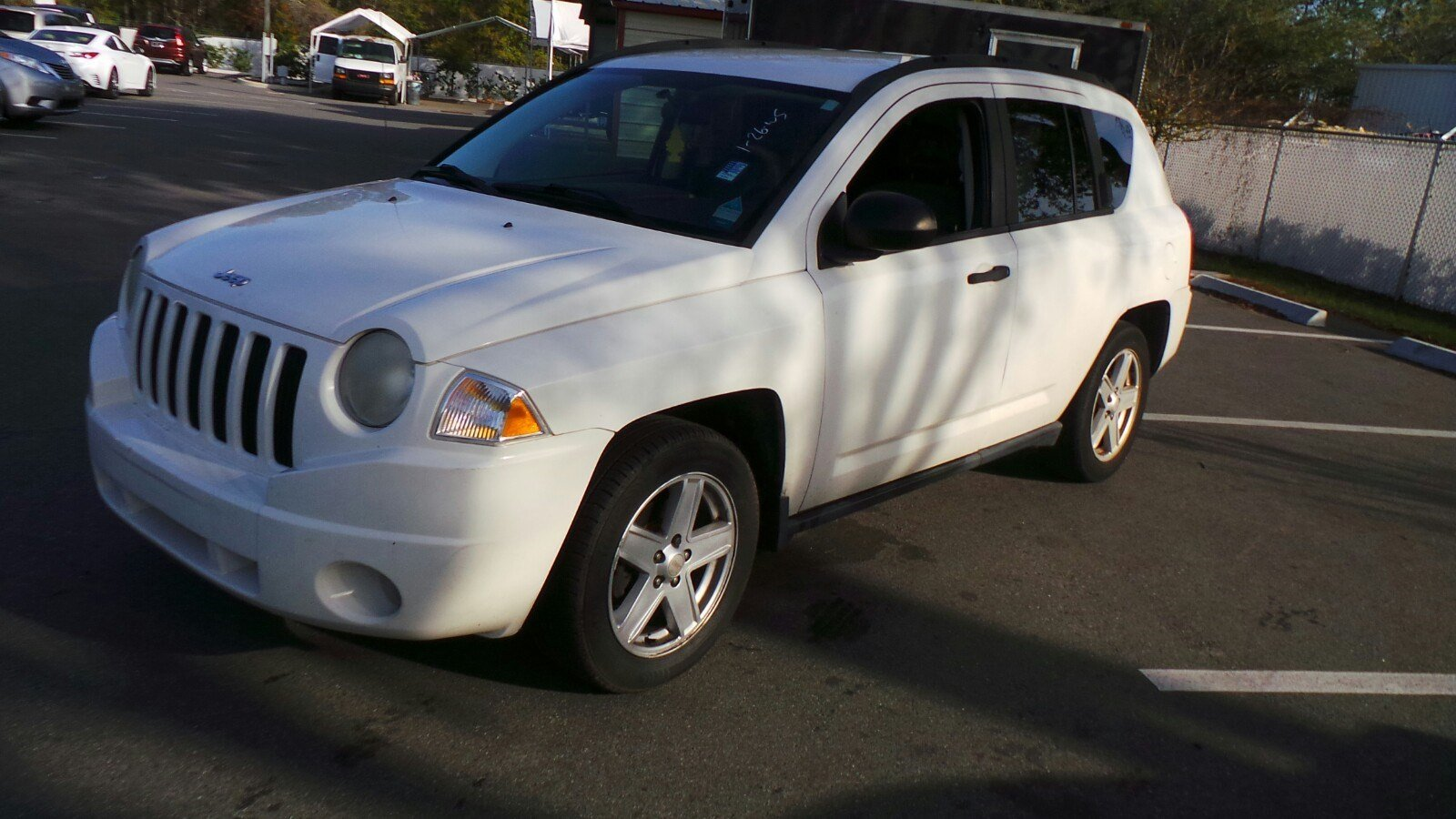 pre owned 2007 jeep compass sport utility in jacksonville. Black Bedroom Furniture Sets. Home Design Ideas
