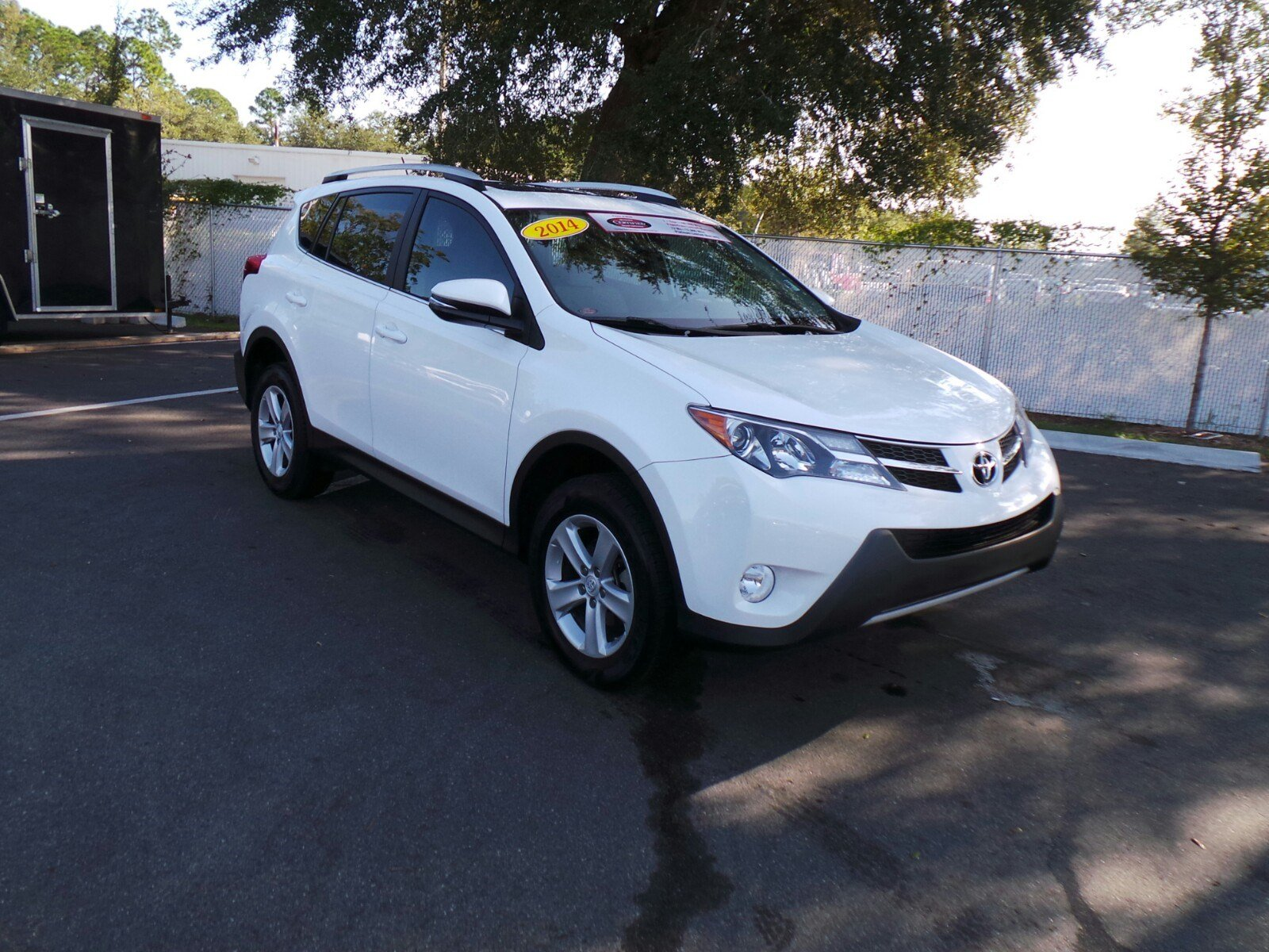 certified pre owned 2014 toyota rav4 xle sport utility in. Black Bedroom Furniture Sets. Home Design Ideas