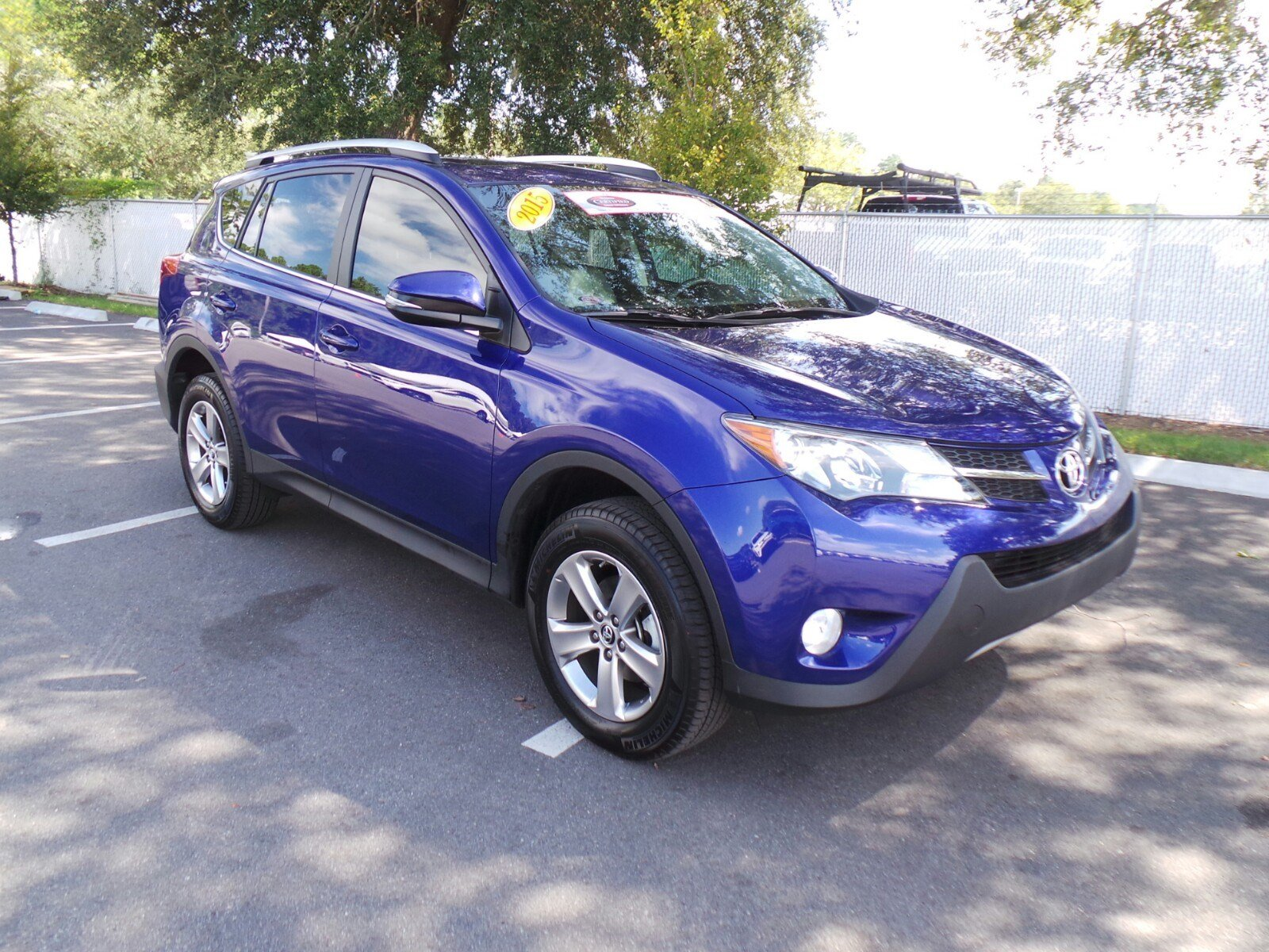 certified pre owned 2015 toyota rav4 xle sport utility in jacksonville 64092a arlington toyota. Black Bedroom Furniture Sets. Home Design Ideas