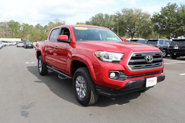 certified pre owned 2015 toyota tacoma prerunner double cab in jacksonville 66370a arlington. Black Bedroom Furniture Sets. Home Design Ideas