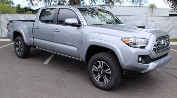 new 2017 toyota tacoma trd sport double cab in jacksonville 76042 arlington toyota. Black Bedroom Furniture Sets. Home Design Ideas