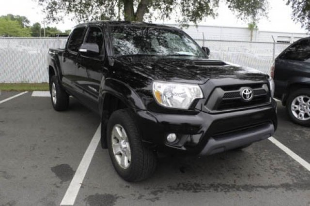 certified pre owned 2015 toyota tacoma prerunner double cab in jacksonville p7882a arlington. Black Bedroom Furniture Sets. Home Design Ideas