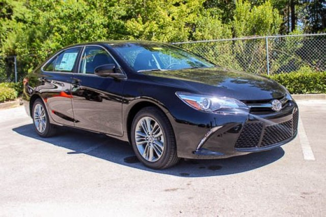 new 2016 toyota camry se 4dr car in jacksonville 63338 arlington toyota. Black Bedroom Furniture Sets. Home Design Ideas