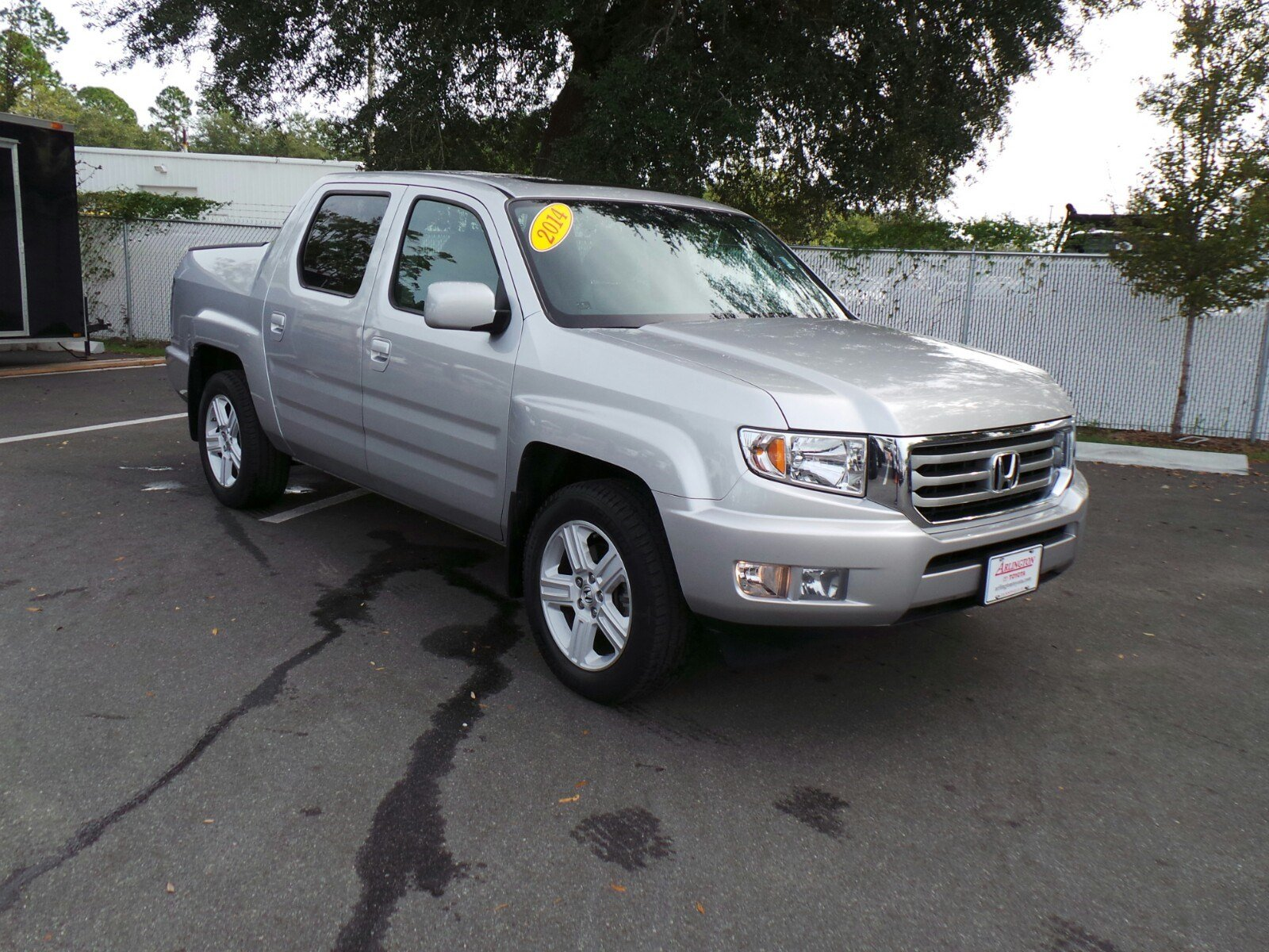 pre owned 2014 honda ridgeline crew cab pickup in