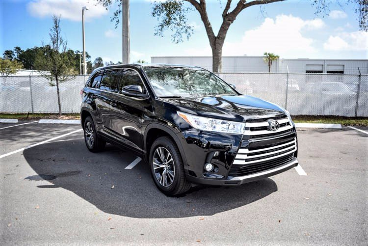 new 2017 toyota highlander le plus sport utility in jacksonville 71001 arlington toyota. Black Bedroom Furniture Sets. Home Design Ideas