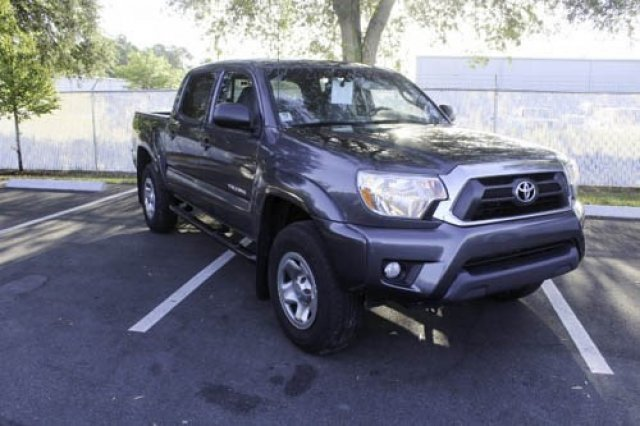 certified pre owned 2014 toyota tacoma prerunner double cab in jacksonville 66931a arlington. Black Bedroom Furniture Sets. Home Design Ideas