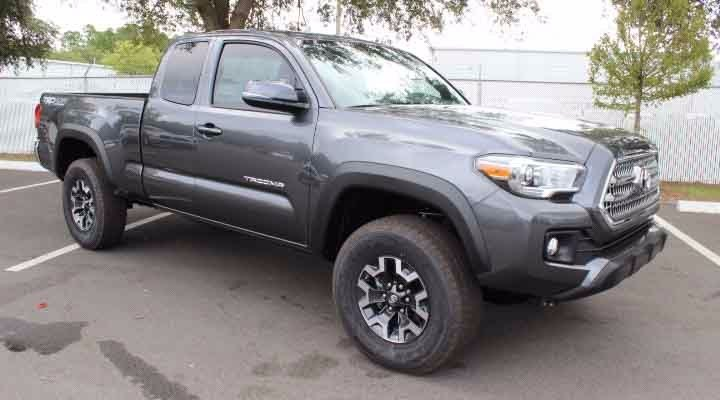 new 2017 toyota tacoma trd off road access cab in jacksonville 76219 arlington toyota. Black Bedroom Furniture Sets. Home Design Ideas