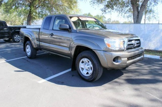 certified pre owned 2011 toyota tacoma prerunner access cab in jacksonville p6789 arlington. Black Bedroom Furniture Sets. Home Design Ideas