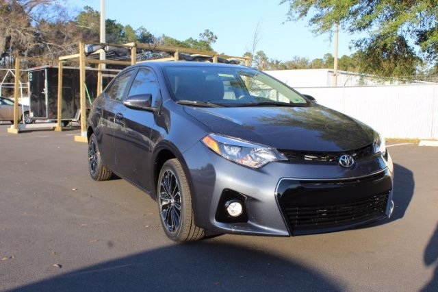 new 2016 toyota corolla s premium 4dr car in jacksonville 62467 arlington toyota. Black Bedroom Furniture Sets. Home Design Ideas
