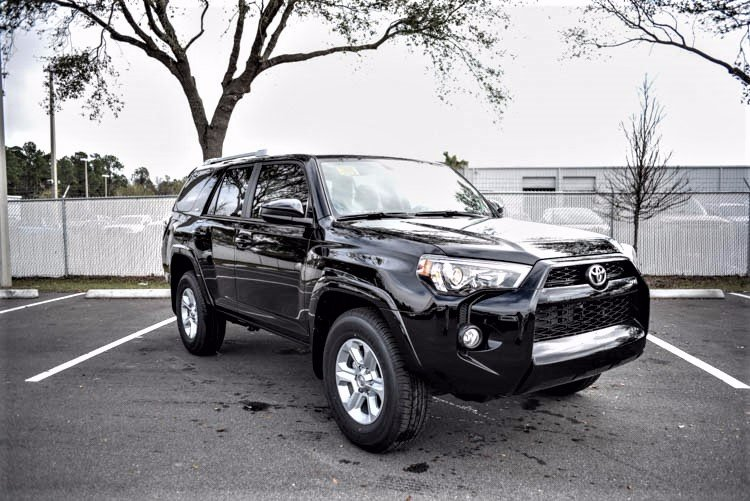 new 2017 toyota 4runner sr5 sport utility in jacksonville 79056 arlington toyota. Black Bedroom Furniture Sets. Home Design Ideas