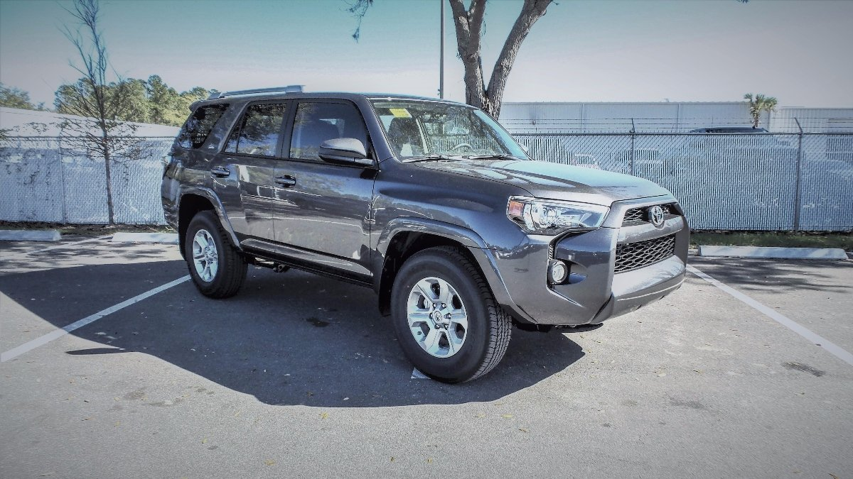 new 2017 toyota 4runner sr5 sport utility in jacksonville 79049 arlington toyota. Black Bedroom Furniture Sets. Home Design Ideas