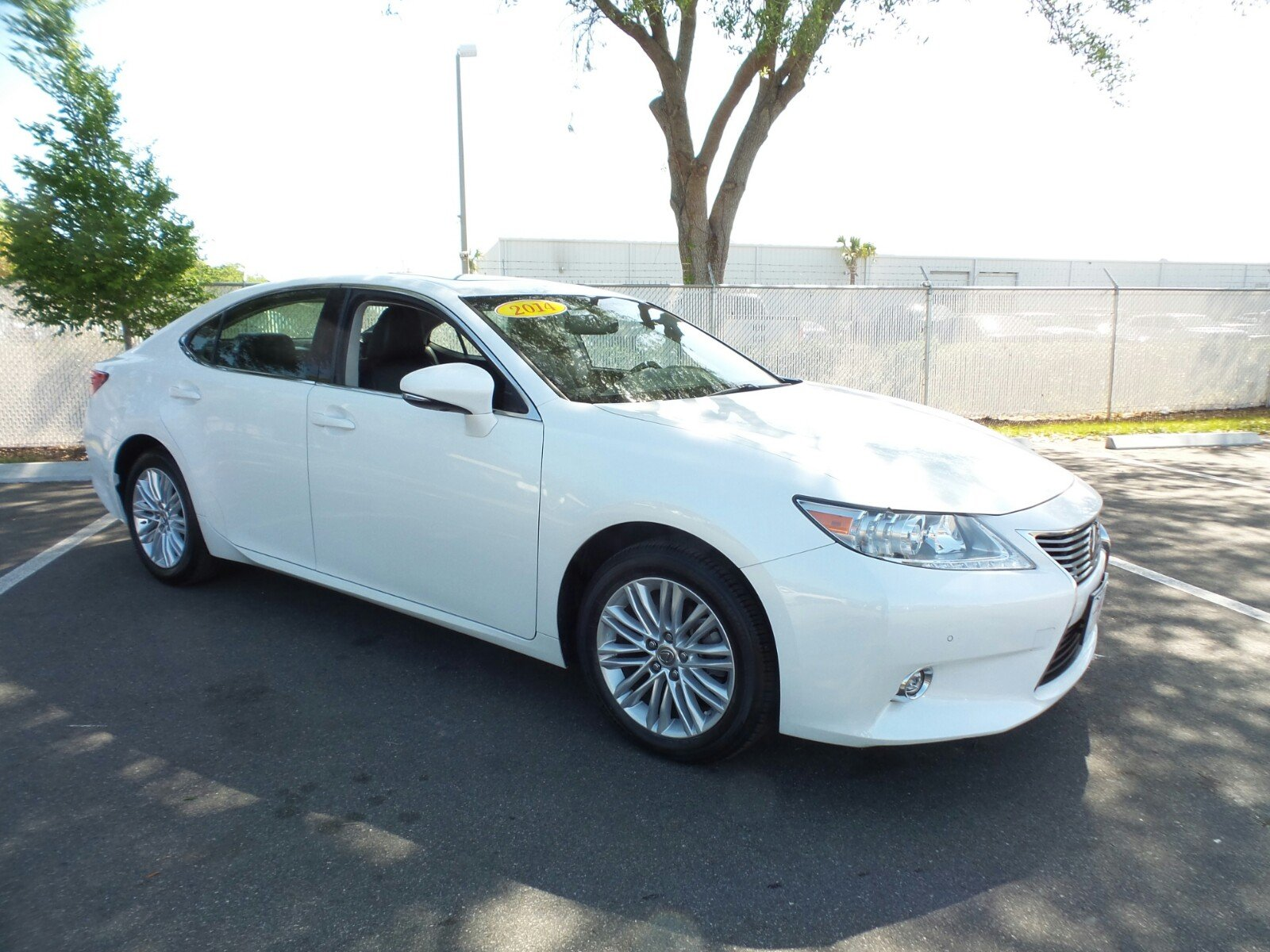 Pre-Owned 2014 Lexus ES 350 350 4dr Car in Jacksonville # ...
