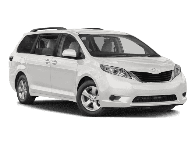 new 2016 toyota sienna le mini van passenger in. Black Bedroom Furniture Sets. Home Design Ideas